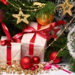 Подарки на Новый Год и Рождество