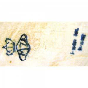 """Фарфоровая композиция """"Гуляки"""". Фарфор, кружевной фарфор, ручная роспись. Германия, Müller & Co (г. Зитцендорф), 1907-1949 гг."""