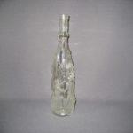 Бутылка-графин в честь подписания военного союза между Россией и Францией. Стекло. Франция, 1892 год.